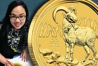 Interview with Designer of the 2015 Perth Mint Lunar Goat Gold and Silver Coins