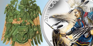 Art Inspired by America's First People a Perfect Fit for the Next Era of U.S. Coinage