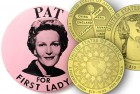 U.S. Mint News: Patricia Nixon Gold First Spouse Coin Designs