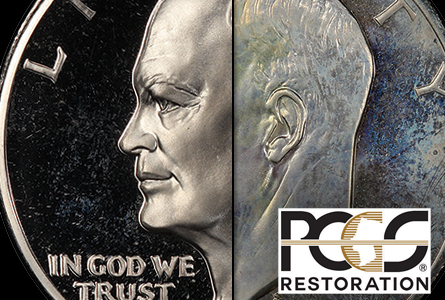 pcgsrestorationfeature PCGS Advises How To Save Money On Restoring Your Coins