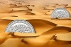 The U.S. Mint to Release Great Sand Dunes 5 Ounce Silver Coin Today