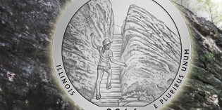 U.S. Mint Reveals 2016 Shawnee National Park Quarter Design Candidates