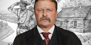 National Park Quarter U.S. Mint Coin Design Candidates – 2016 Theodore Roosevelt