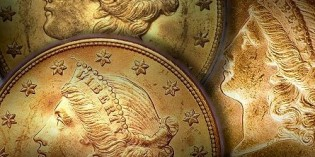 Finest Known Type One Double Eagles Gold Coins: Part One, 1850-1858