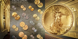 Collectors eye Rare Gold Coins from Carson City in Heritage PNG Auction