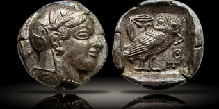 Ancient Coins – The Most Famous Coin of Antiquity – the Athenian Owl