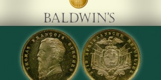 Baldwin's Bids a Fond Farewell To The Final Coins in Åke Lindén's Record Breaking Collection