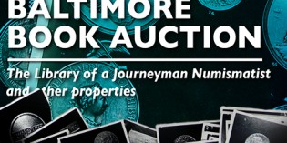 Kolbe & Fanning Announce Baltimore Book Auction