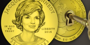 The Coin Analyst: Jackie Kennedy Gold Coin Mintage Announced and Spouse Series Keys