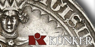 Künker: Excellent Coin Auction Results for coins from Great Britain and Russia
