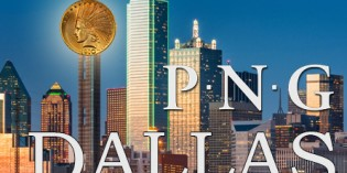 PNG Announces Dates of 2015 Dallas Coin Show