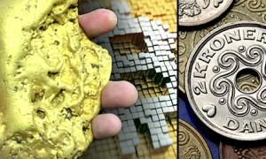 Numismatic Quick Hits: Butte Nugget Sold + Bitcoin News + Denmark Cashes Out
