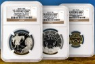 NGC Grades Special Release 2015 U.S. Marshals Service Commemorative Coins