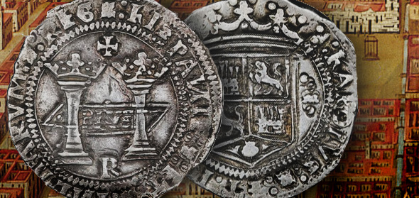 NGC Certified Mexican 1538 8 Reales Silver Coin Sells For Record 587500