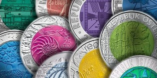 Coin Analyst: A Guide to the Austrian Mint's 25 Euro Niobium and Silver Coin Series