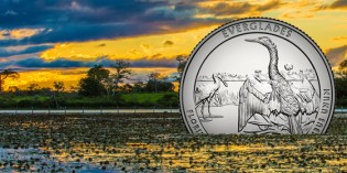 United States Mint Launches 25th America the Beautiful Quarters® Program Coin