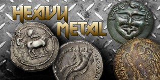 Metal Monsters: The Biggest Ancient Coins