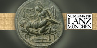 Ancient Coin Auction Preview: Numismatic Rarities at Lanz