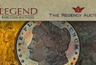 December Regency Auction X to offer Simpson Barber Dime Collection & Sunset Hill Collection of Proof Morgan Dollars