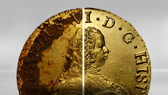 Numismatic Conservation Services (NCS)