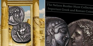 The Magnificent Ancients of the Nelson Bunker Hunt Coin Collection