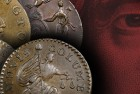 The Fabulous Eric Newman Collection, Part 12:  Pre-1793 Patterns for U.S. coins