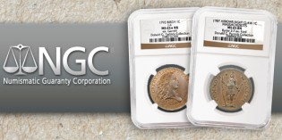 NGC Grades The Donald G. Partrick Collection, Part I