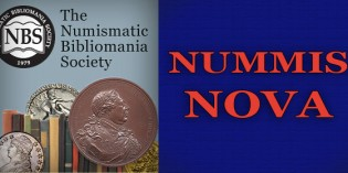 Excerpts from the E-Sylum: Nummis Nova Numismatic Diary, November 16, 2014
