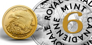 Royal Canadian Mint Receives Six Nominations in Krause's 2015 Coin of the Year Contest