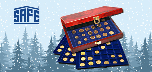 safe collecting supplies is offering services and advice on maintaining coin value this winter