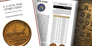 Third Edition of George and Melvin Fuld's U.S Civil War Storecards Released