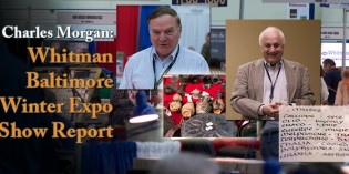 Whitman Baltimore Winter Expo 2014 Coin Show Report: Part 2