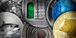 The Coin Analyst: Modern World Coin Highlights of 2014
