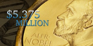 Watson Nobel Prize Medal Sets Record at Christie's Auction