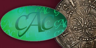 CAC to Stop Accepting Colonial Coins for Certification