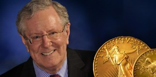 A Conversation with Steve Forbes: U.S. Must Implement A New Gold Standard To Right The Economy