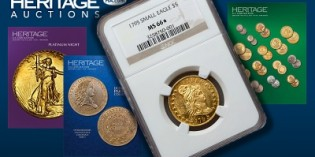 Coin Profiles – The Single-Finest-Certified 18th Century $5 Gold Half Eagle