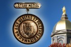 Rare University of Notre Dame Laetare Medal for Sale on eBay