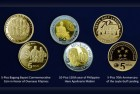 Central Bank of the Philippines to Issue New Circulating Commemoratives Dec. 22