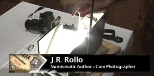 Special Technique for Coin Photography – VIDEO: 2:30