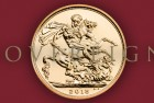 The Royal Mint Unveils 2015 Sovereign UK Gold Coin