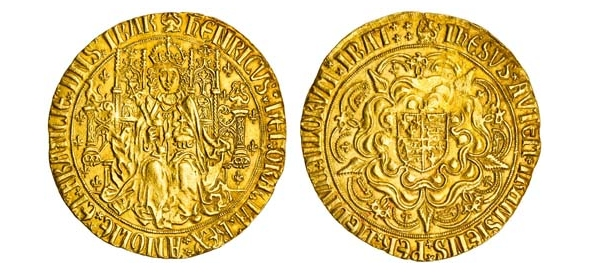 Henry VII Sovereign