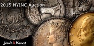 Overview of the Stack's Bowers NYINC Ancient and World Coin Auction