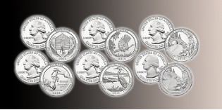 2015 United States Mint America the Beautiful Quarters Proof Set™ Available Feb. 3