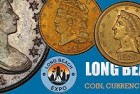 Three Numismatic Treasures from the Pogue Family Coin Collection on Display at Long Beach Coin Show