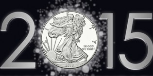 United States Mint Opens Sales for 2015 American Eagle Silver Proof Jan. 2