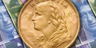Gold Surges Higher – the Swiss Franc and Euro Decouple