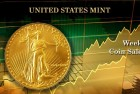 State of the Mint –  U.S. Mint Coin Sales as of April 5, 2015