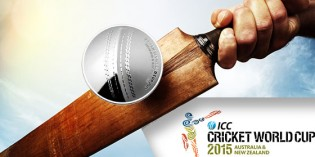 Coin Curveball Thrown for ICC Cricket World Cup 2015