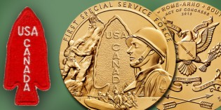 First Special Service Force Receives Congressional Gold Medal